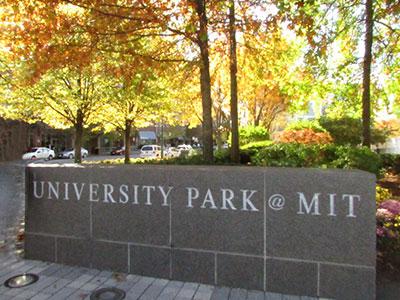 Massachusetts Institute of Technology à Cambridge